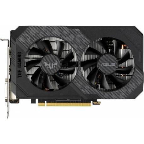 Asus TARJETA GRÁFICA TUF-GTX1650-4GD6-GAMING 4GB GDDR6 HDMI DISPLAYPORT