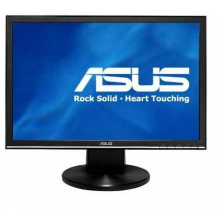Asus MONITOR 20.1IN LCD 1680X1050 16:10 VW202SR 1000:1 5MS BK