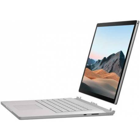"Microsoft TABLET SURFACE BOOK3 i7-1065G7 PT 256GB SSD 16GB 15"" DGPU 6GB W10H"