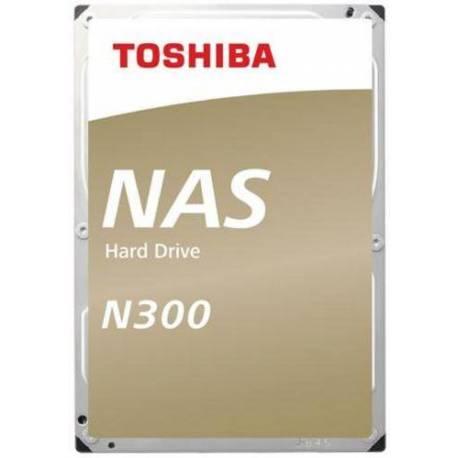 Toshiba DISCO DURO N300 NAS 14TB SATA 256MB 7200RPM 6GB/S 24X7