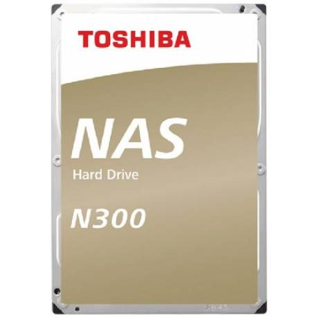 """Toshiba DISCO DURO N300 NAS SATA 12TB 256MB 3.5"""""""