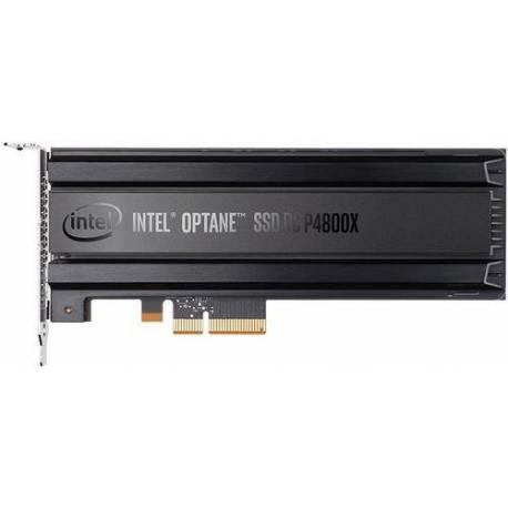 Intel DISCO DURO OPTANE SSD DC P4800X 1.5TB HHHL MEDIA ALTURA PCIE X4 3D XPOINT