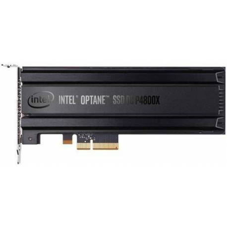 Intel DISCO DURO OPTANE SSD DC P4800X 750GB HHHL MEDIA ALTURA PCIE X4 3D XPOINT