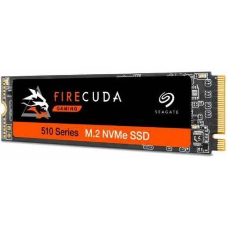 Seagate DISCO DURO FIRECUDA 510 NVME SSD 500GB M.2 PCIE GEN3 3D TLC
