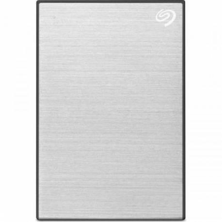"Seagate DISCO DURO ONE TÁCTIL SSD 2TB PLATA 1.5"" USB 3.1 TIPO C"