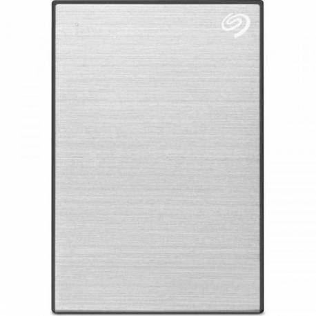 "Seagate DISCO DURO ONE TÁCTIL SSD 500GB PLATA 1.5"" USB 3.1 TIPO C"