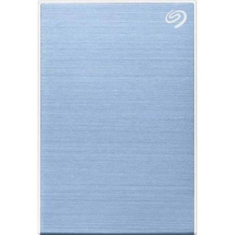 "Seagate DISCO DURO ONE TÁCTIL SSD 500GB AZUL 1.5"" USB 3.1 TIPO C"