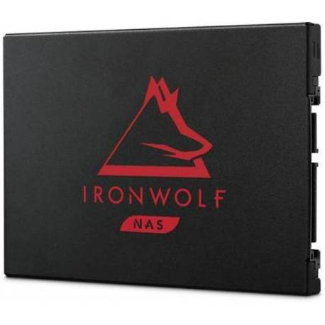 "Seagate DISCO DURO IRONWOLF 125 SSD 250GB 2.5"" SATA 6GB/S 7MM 3D TLC"