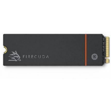 Seagate DISCO DURO FIRECUDA 530 NVME SSD500GB M.2 PCIE GEN4 3D TLC DISIPADOR DE CALOR