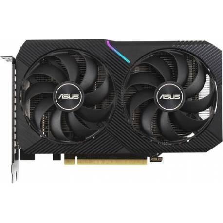 Asus TARJETA GRÁFICA DUAL RTX3060 12GB GDDR6 PCIE 4.0 HDMI DISPLAYPORT