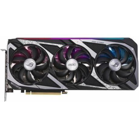 Asus TARJETA GRÁFICA ROG STRIX RTX3060 OC 12GB GDDR6 PCIE 4.0 HDMI DISPLAYPORT