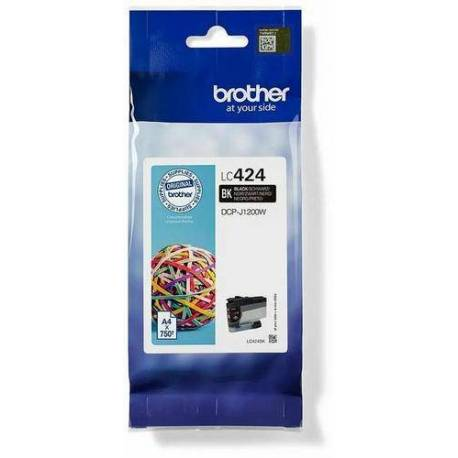 Brother CARTUCHO TINTA LC424BK NEGRO