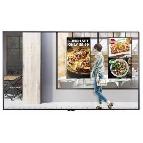 "LG 55"" LED IPS 1920x1080 16:9 9MS XS4F 4000NITS 1000:1 HDMI"