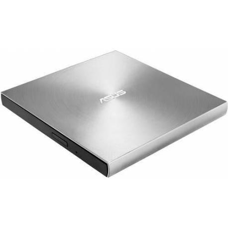 Asus GRABADORA DVD USB TIPO C SDRW-08U8M-U ZENDRIVE U8M PLATA
