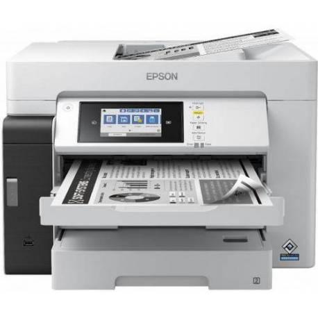 Epson IMPRESORA ET-M16680 MF 4 EN 1 A3 4800X2400 32PPM IMPRIME COPIA ESCANEA