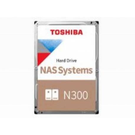 Toshiba DISCO DURO N300 NAS SATA 4TB BUFFER 256MB