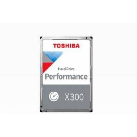 Toshiba DISCO DURO X300 PERFORMANCE SATA 6TB BUFFER 256MB