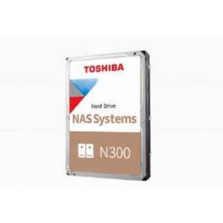 Toshiba DISCO DURO N300 NAS SATA 6TB BUFFER 256MB