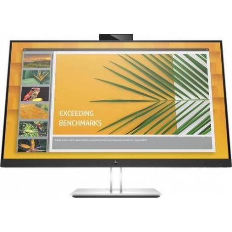 """HP MONITOR E27D QHD 27"""" IPS DP/HDMI/USBC 1000:1 300 CD/M 178H/178V"""