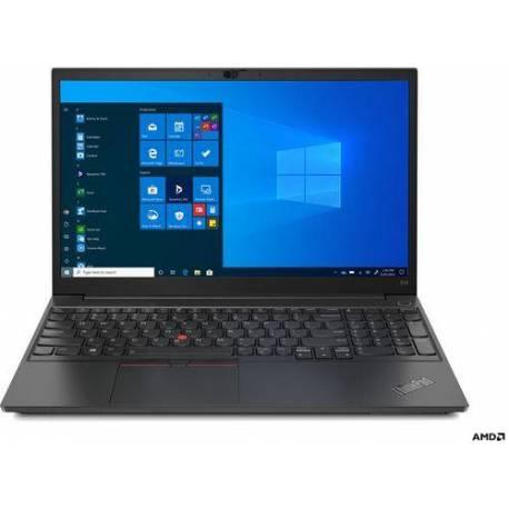 "Lenovo PORTÁTIL E15 AMD G3 RYZEN 5 5500U 8GB 256GB SSD M.2 15.6"" W10P"
