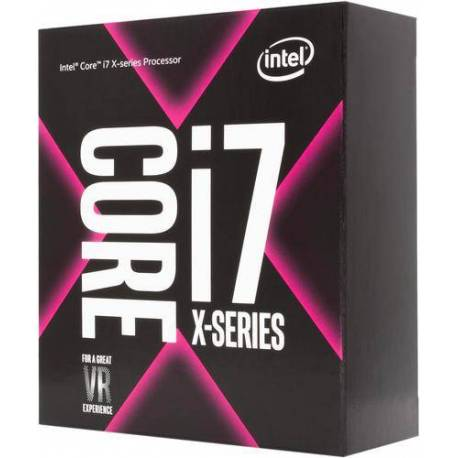 Intel PROCESADOR i7-7800X 3.50GHZ NON HCC ZÓCALO 2066 8.25MB CACHE